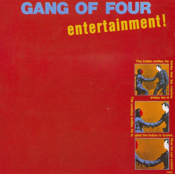 Gang of Four - Entertainment - Used LP