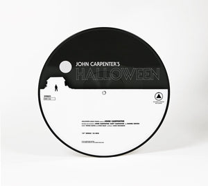 Carpenter, John - Halloween b/w Escape from New York - LP