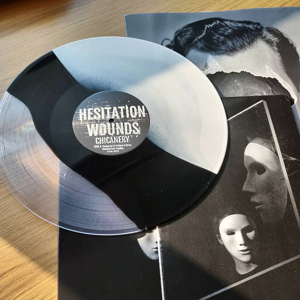 Hesitation Wounds - Chicanery (Indie Exclusive Color) - New LP