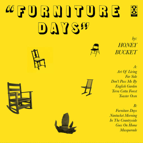 Honey Bucket - Furniture Days - New LP