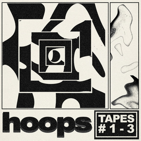 Hoops - Tapes #1 - 3 (2xLP)- New LP