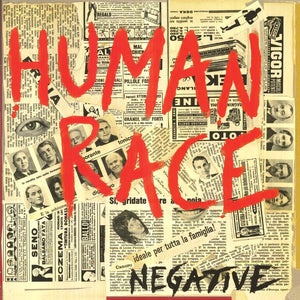 Human Race – Negative – New LP