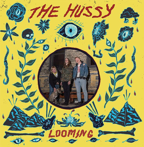 Hussy, The - Looming - New LP (DIRTNAP PREORDER!)