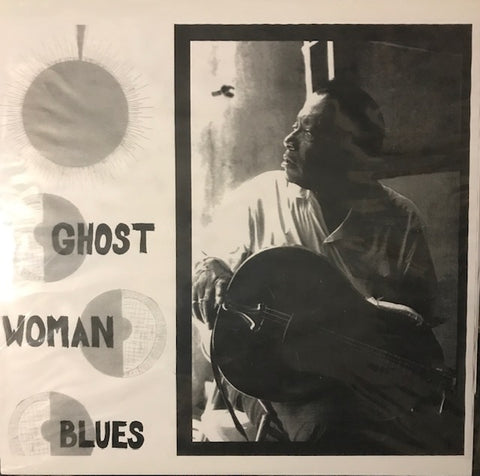 Various Artist - Ghost Woman Blues: 1927-1952 - New LP