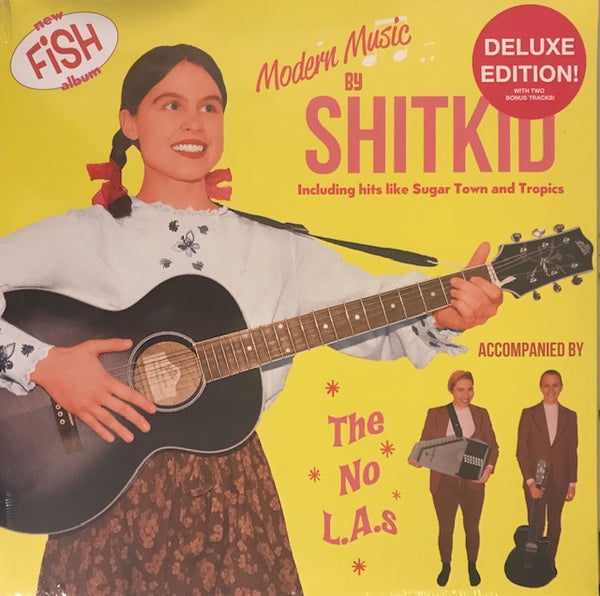 Shitkid – Fish [IMPORT] – New LP