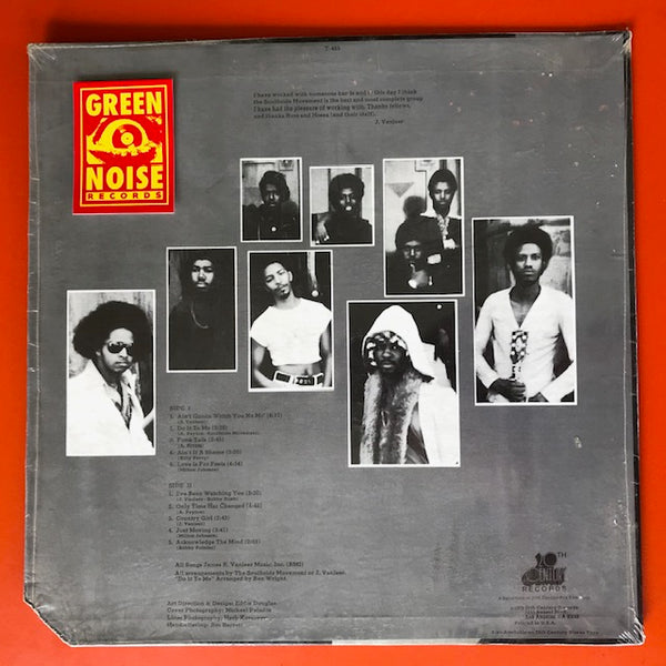 Southside Movement – Moving South – Used LP