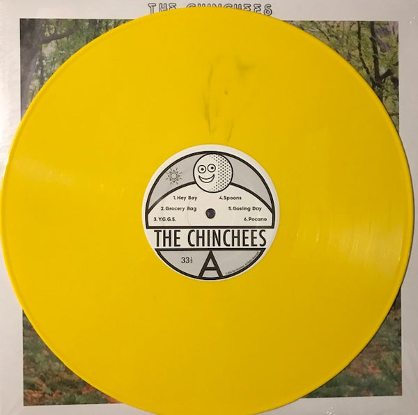Chinchees, The - S/T [YELLOW VINYL] - LP