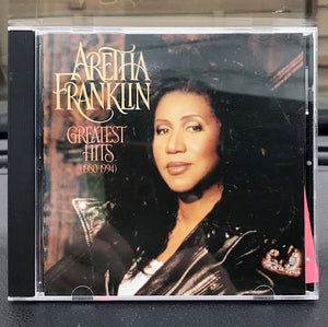 Franklin, Aretha -  Greatest Hits (1980 - 1994) - Used CD
