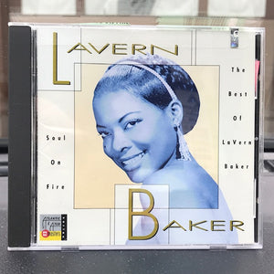 Baker, LaVern -  Soul on Fire: the Best of LaVern Baker - Used CD