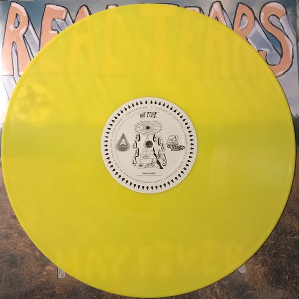 Real Tears – Hayfever (YELLOW VINYL) – New LP