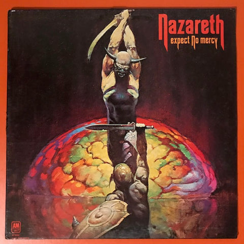 Nazareth – Expect No Mercy – Used LP