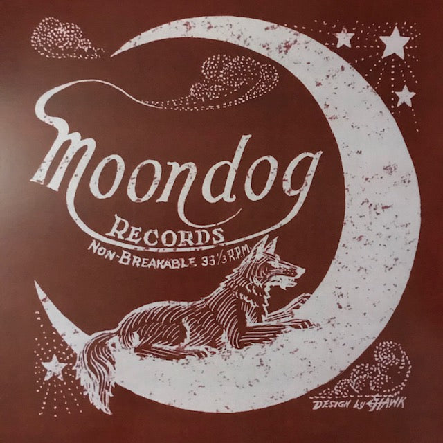 Moondog - Snaketime Series – New LP