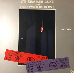 CTI All-Stars - CTI Summer Jazz At The Hollywood Bowl Live Two - Used LP