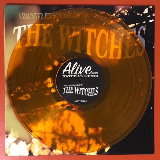 Witches, The – A Haunted Person's Guide To... – New LP