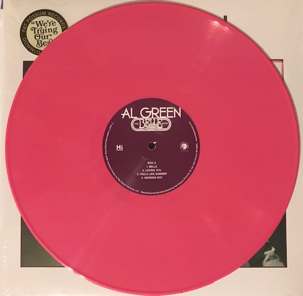 Green, Al - The Belle Album - New LP