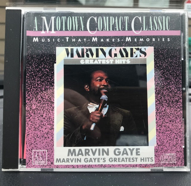 Gaye, Marvin - Greatest Hits – Used CD