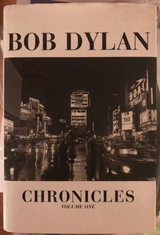 Dylan, Bob – Chronicles: Volume One – Used Book