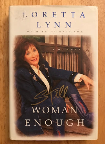 Lynn, Loretta – Still Woman Enough – Used Book