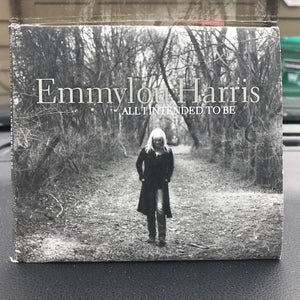 Harris, Emmylou - All I Intended to Be – Used CD
