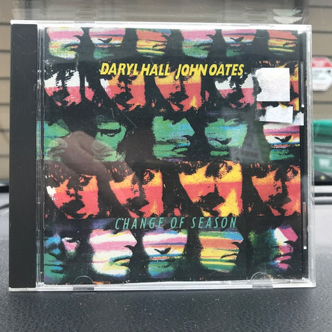 Hall & Oates -Change of Season – Used CD