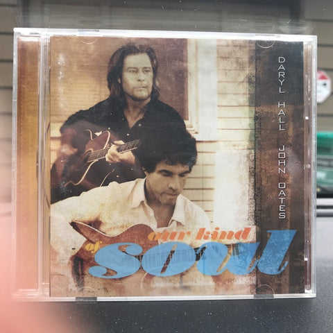 Hall & Oates -My Kind of Soul – Used CD