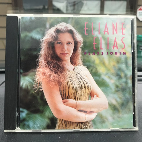 Eliane Elias – Plays Jobim – Used CD