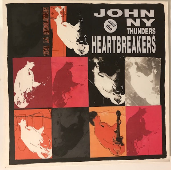 Johnny Thunders and the Heartbreakers - Vive La Revolution - Used LP
