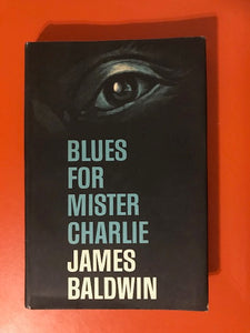 Baldwin, James – Blues for Mr. Charlie – Used Book