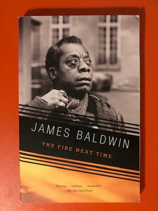 Baldwin, James – The Fire Next Time – Used Book