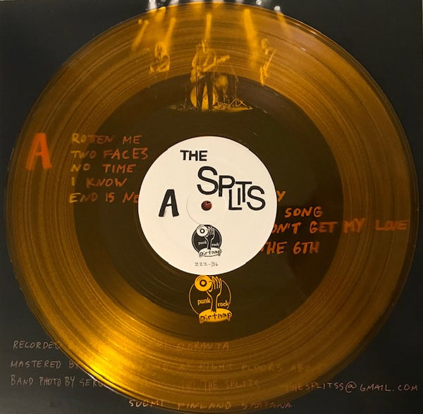 Splits, The  - II - New CD or New LP