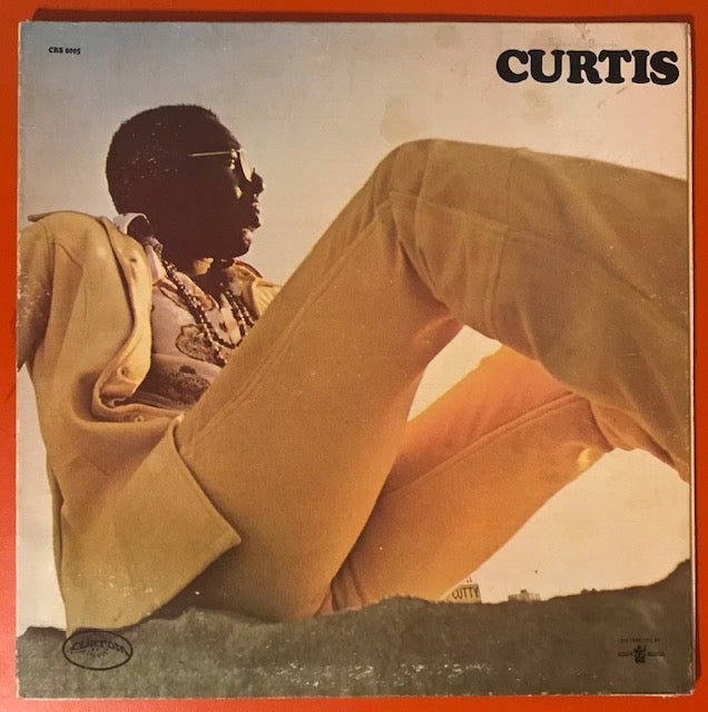 Mayfield, Curtis - Curtis - Used LP