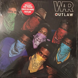 War – Outlaw – Used LP