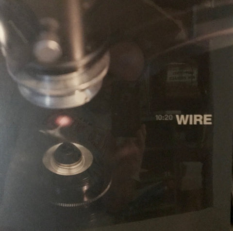 Wire - 10:20 - New LP