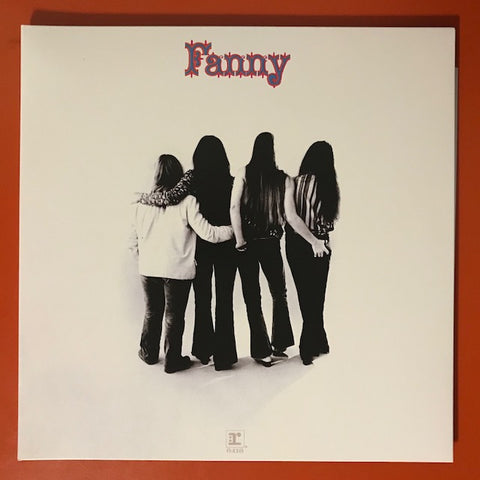Fanny - S/T [white vinyl]– New LP
