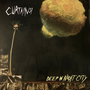 Curtains! – Deep in Night City – New LP