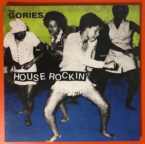 Gories, The  - Houserockin' [IMPORT] – New LP