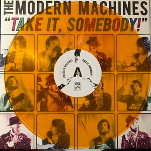 "Modern Machines, The - ""Take It, Somebody!"" – Used LP"