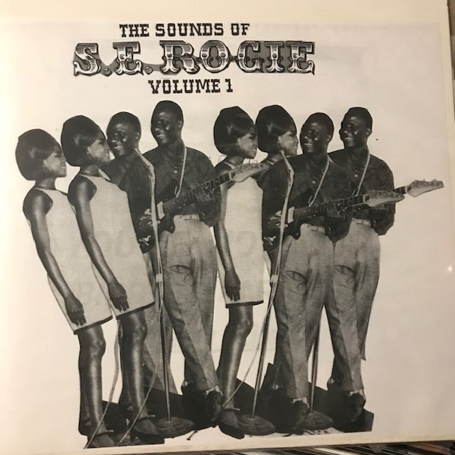 Rogie, S. E. – The Sounds of S.E. Rogie Volume 1  – New LP