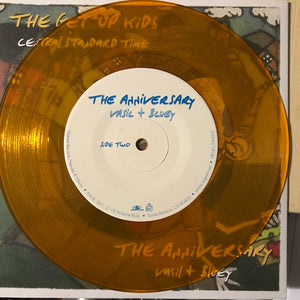 The Get Up Kids / The Anniversary ‎– split [Color Vinyl] - Used 7""