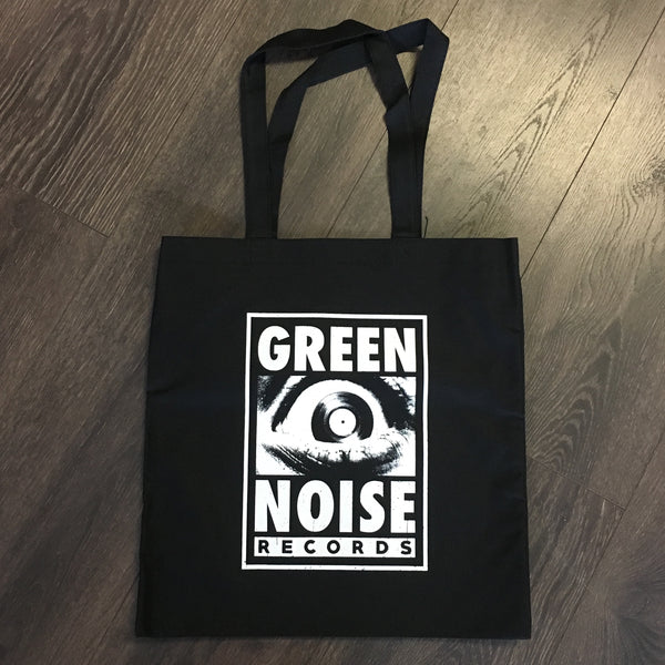 Green Noise Records Tote Bag (Black)