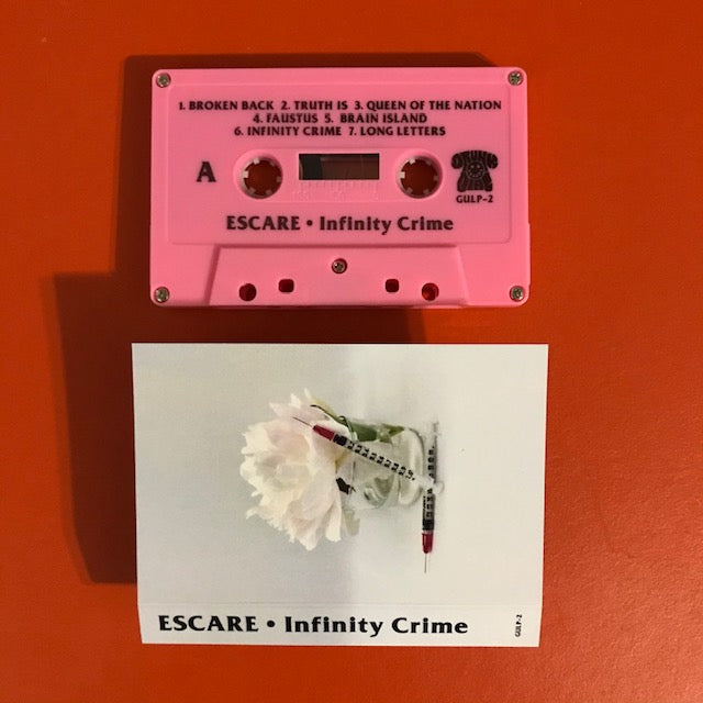 Escare - Infinity Crime [Drunk Dial 2020] – New Cassette