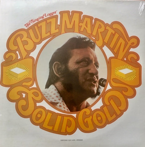 Martin, Buzz - Solid Gold - Used LP