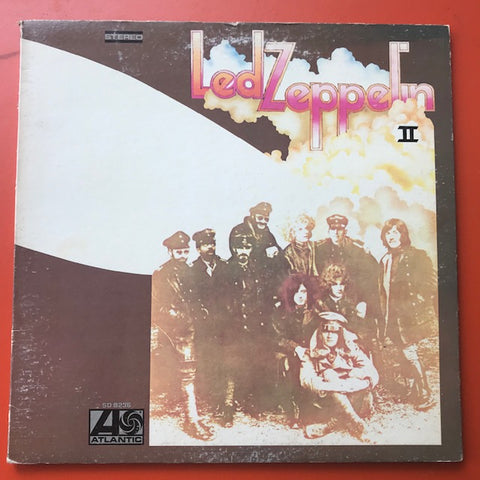 Led Zeppelin – II – Used LP