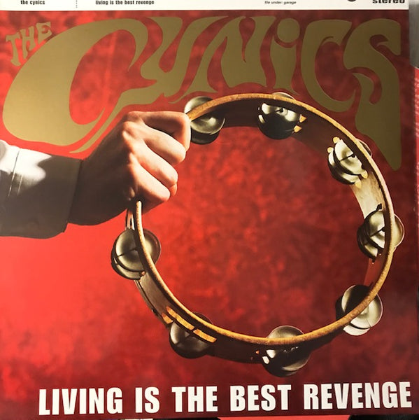 Cynics, The - Living Is The Best Revenge - Used CD