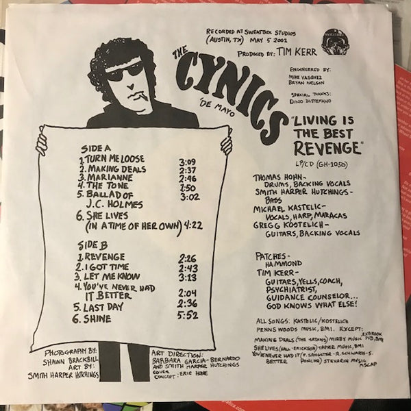 Cynics, The - Living Is The Best Revenge - New LP
