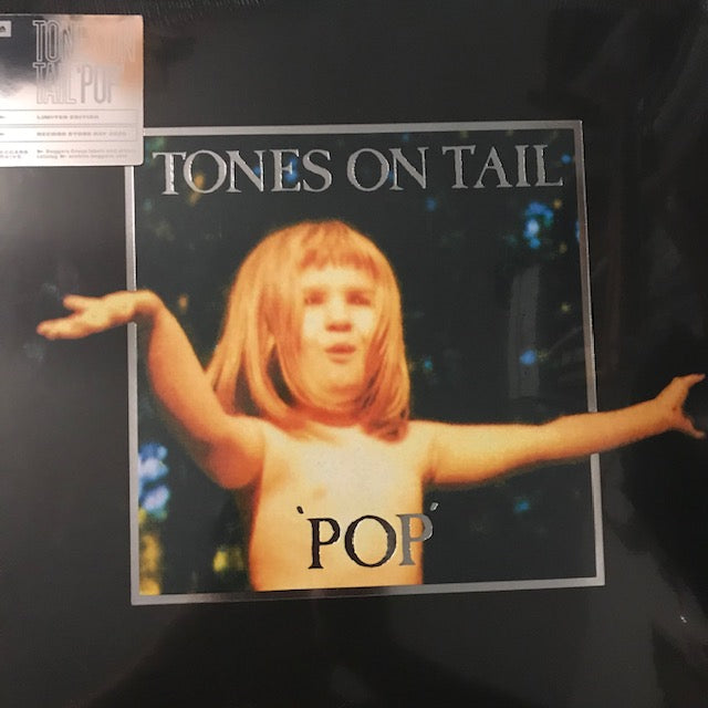 Tones on Tail – Pop [RSD Import Bauhaus 1984] - New LP
