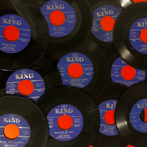 James Brown - Lot of Singles – Used 7""