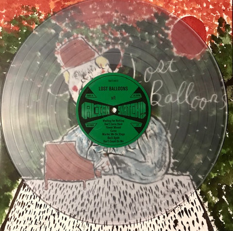 Lost Balloons - s/t  [Import CLEAR VINYL] - New LP