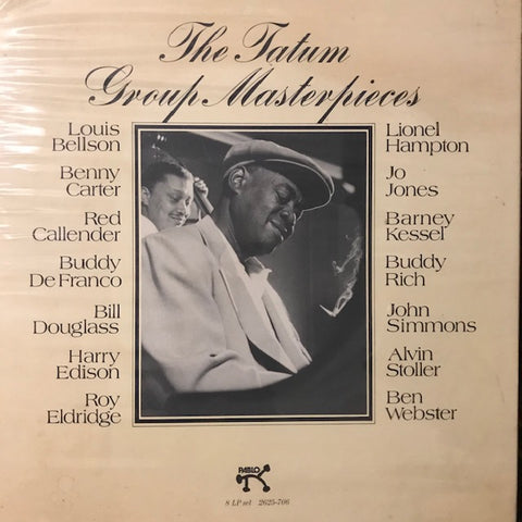 Various Artists - The Tatum Group Masterpieces [8xLP Box Set] - Used LP