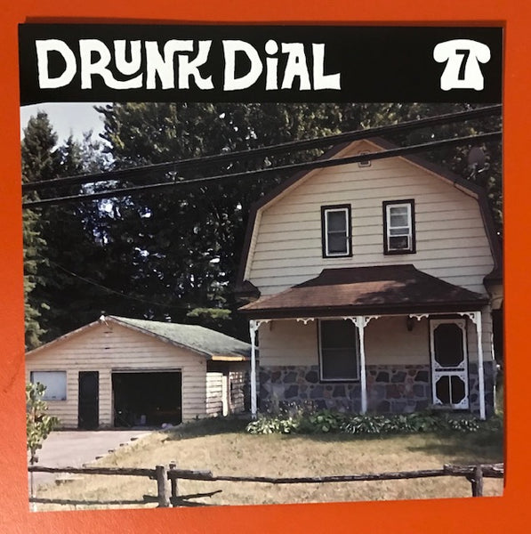 Drunk Dial #7 - Careful (black vinyl edition) - New 7""